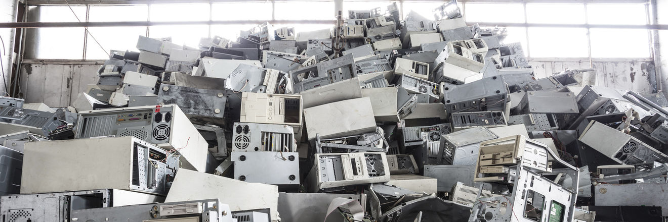 WEEE Recycling – Secure IT Equipment Recycling