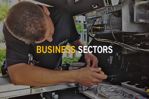 Business Sectors - Rhenus High Tech UK