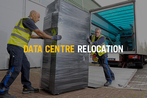 Rhenus Lupprians Data Centre Relocation Service