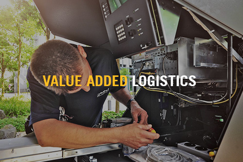 Value Added Logistics - Rhenus Lupprians